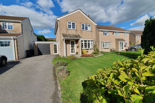 Thumbnail Detached house for sale in Cranborne Drive, Shaftesbury
