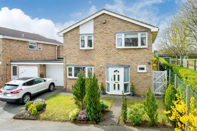 Detached house for sale in Corinium Gate, St.Albans