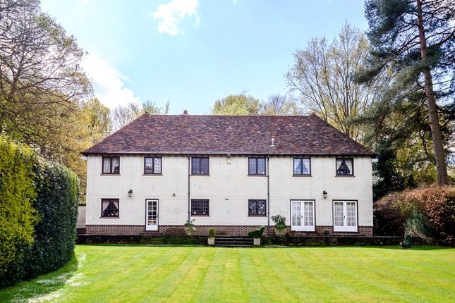 Thumbnail Detached house for sale in Manor Road, High Beech, Loughton, Essex
