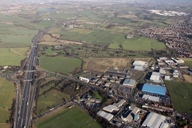 Thumbnail Commercial property for sale in Silkwood Park, The Wilfred, Wakefield, West Yorkshire