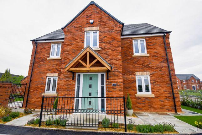 4 bed detached house for sale in Plot 41, The Harrogate, Fleckney LE8