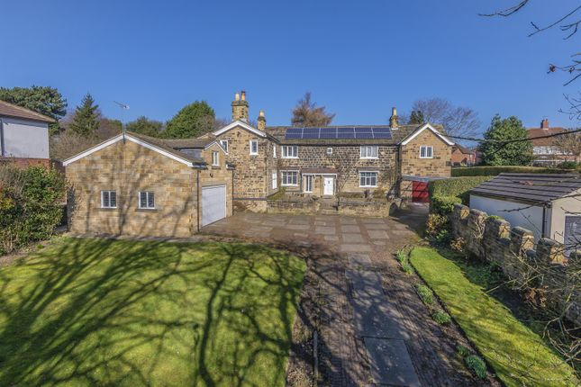 Thumbnail Detached house for sale in Gledhow Wood Road, Roundhay, Leeds
