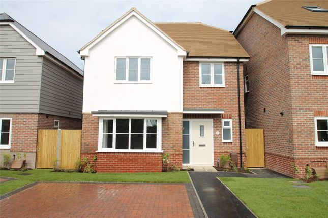 Thumbnail Detached house for sale in Kings Close, Yapton, Arundel, West Sussex