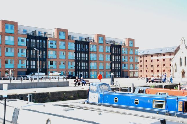 Thumbnail Flat for sale in The Barge Arm, The Quays, Gloucester