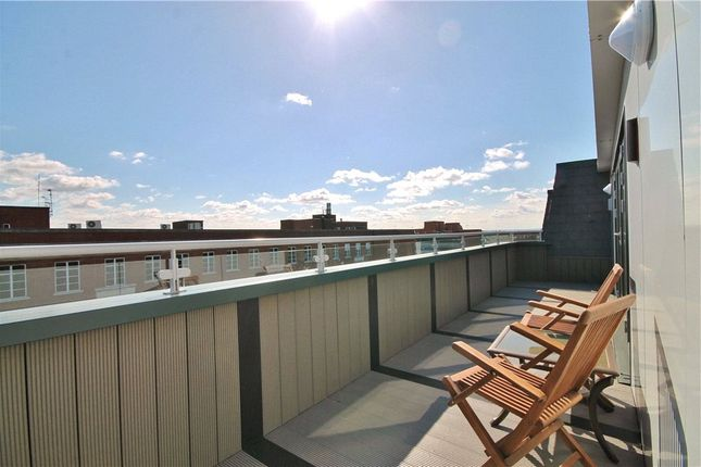 Thumbnail Flat for sale in Waterside Apartments, 12 Thames Street, Staines Upon Thames, Middlesex