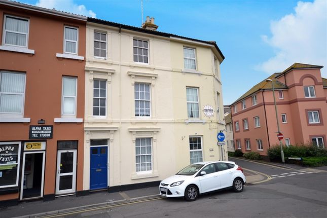 Thumbnail Flat for sale in Brunswick Street, Teignmouth