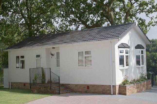 2 bed bungalow for sale in Stateley Albion Tredegar Annsmuir Park Homes, Ladybank, Cupar