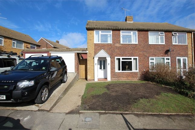 Thumbnail Semi-detached house for sale in Harley Way, St Leonards-On-Sea, East Sussex