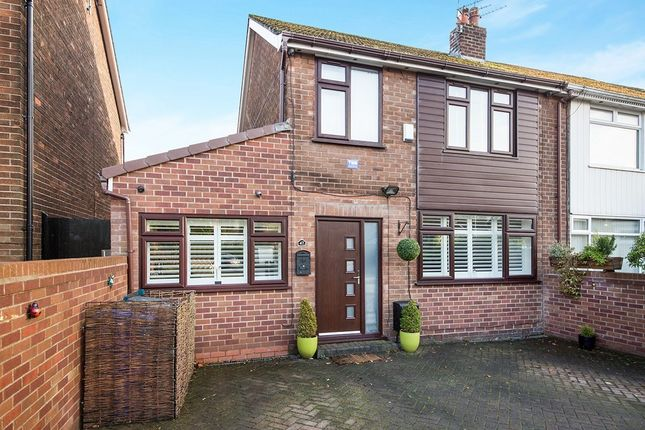 Thumbnail Semi-detached house for sale in Grosvenor Road, Hyde