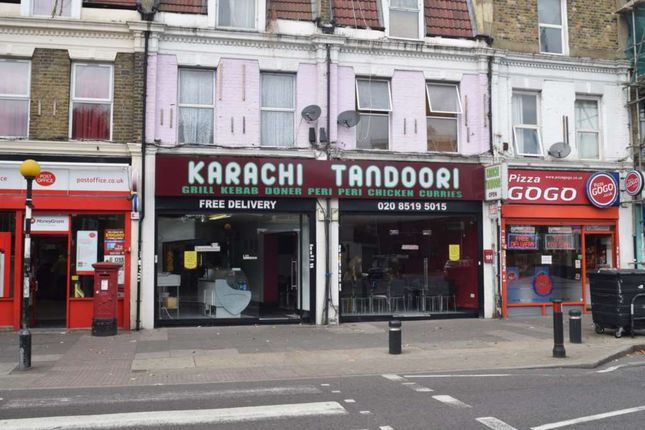 Leytonstone Road Stratford London E15 Restaurantcafe To
