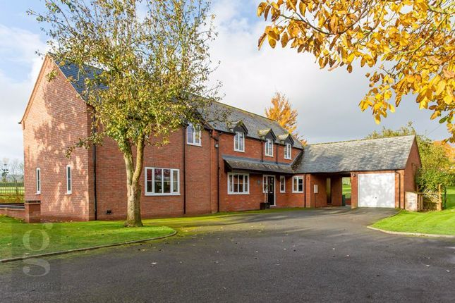Thumbnail Detached house for sale in Holme Lacy, Herefordshire