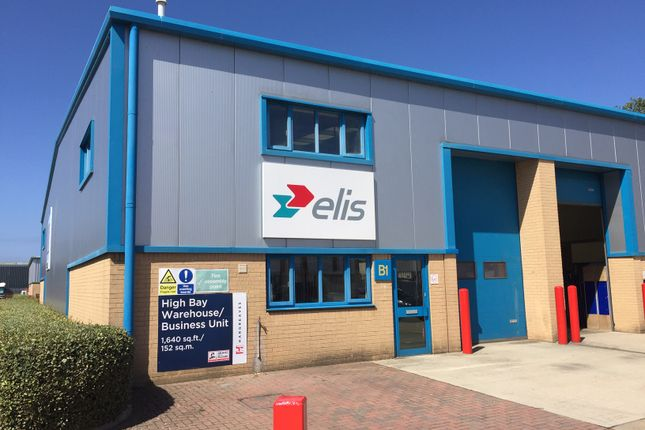 Thumbnail Light industrial to let in Dolphin Enterprise Centre, Shoreham By Sea