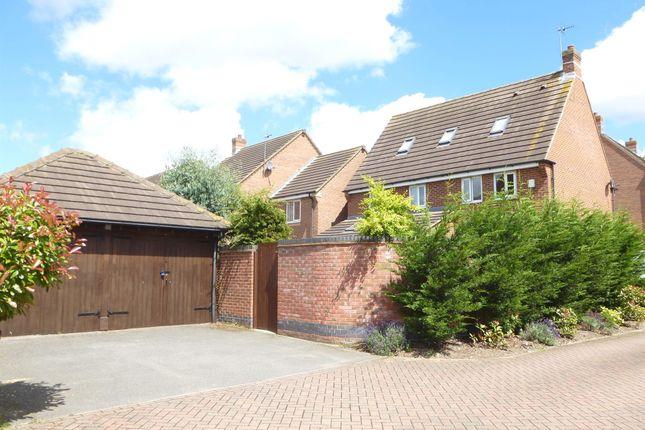 Thumbnail Detached house for sale in Hornscroft Park, Kingswood Park, Hull