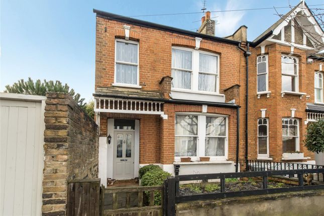 3 bed end terrace house for sale in Heythorp Street, Southfields, London