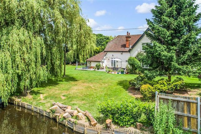 Thumbnail Detached house for sale in New Road, Lambourne End, Romford, Essex