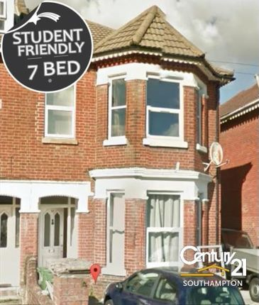 7 bed property to rent in Alma Road, Southampton