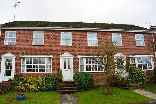 Thumbnail Terraced house to rent in Stonebridge Close, Marlborough