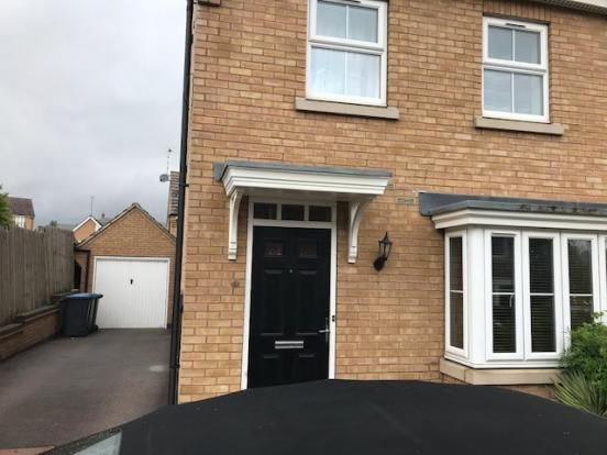 Thumbnail Property to rent in Tuthill Furlong, Coton Park, Rugby, Warwickshire
