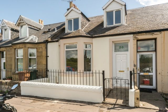 Thumbnail Detached house for sale in Baileyfield Cottages, Portobello, Edinburgh