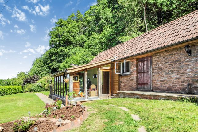 Thumbnail Detached bungalow for sale in The Silver Birches, Dinedor, Hereford