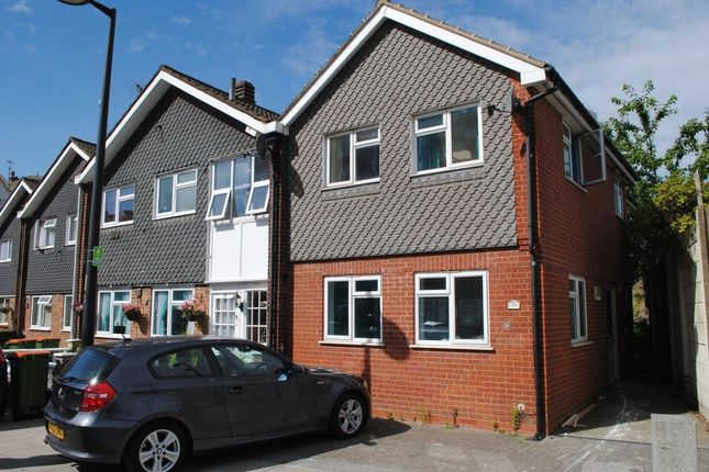 Thumbnail Property for sale in Pier Road, North Woolwich
