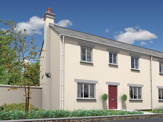 Thumbnail Detached house for sale in Nansledan, Newquay