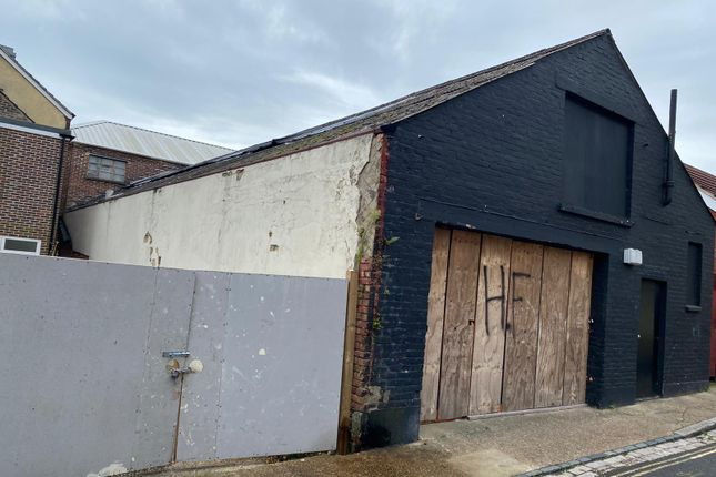 Thumbnail Warehouse to let in Rear Of 61 High Street, Cosham, Portsmouth