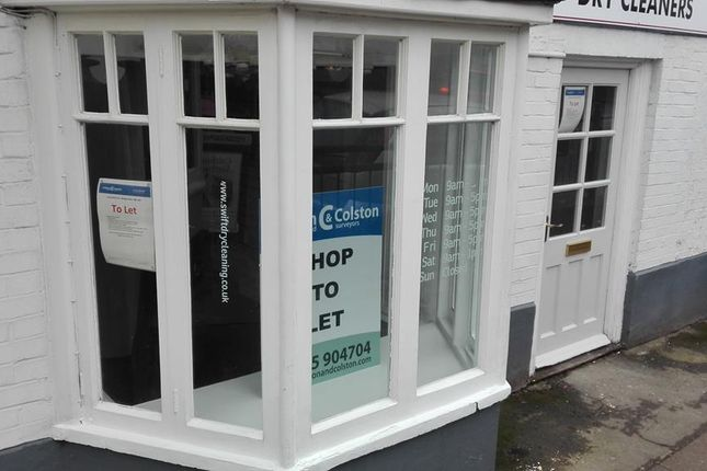 Thumbnail Retail premises to let in 38 High Street, Marlborough, Wiltshire