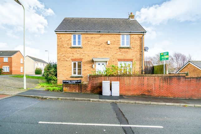 Thumbnail Detached house for sale in Mawdlam Way, North Cornelly, Bridgend