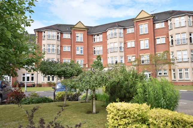 Thumbnail Flat for sale in Mill Brae Court, Ayr