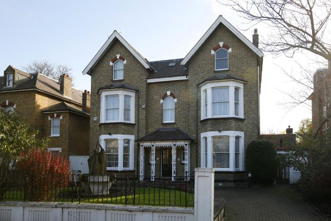 Thumbnail Detached house to rent in Christ Church Road, Surbiton