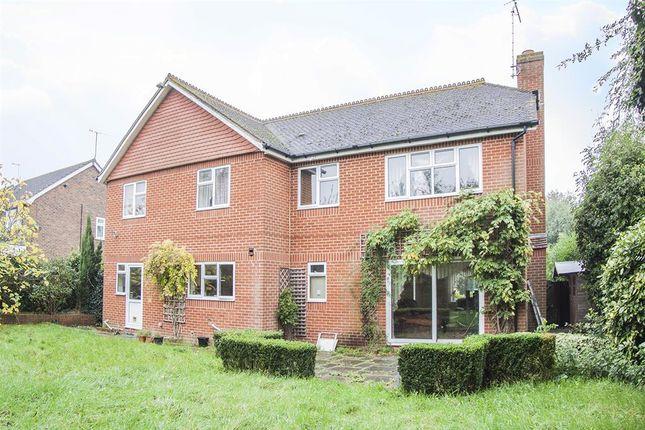 Thumbnail Detached house for sale in Offington Lane, Offington, Worthing