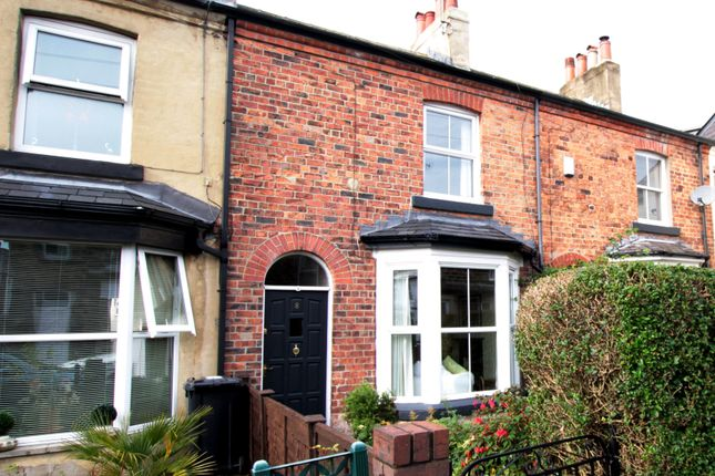 Thumbnail Terraced house for sale in Gladstone Street, Harrogate