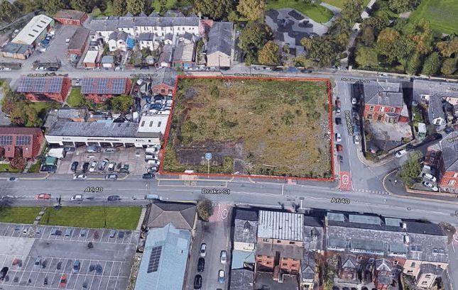 Thumbnail Land for sale in Drake Street, Lancashire
