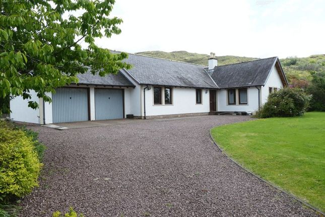 Thumbnail Detached bungalow for sale in Achintee, Strathcarron