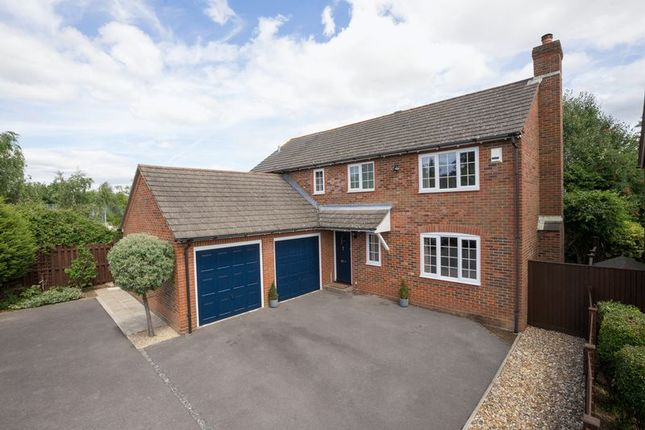Thumbnail Detached house for sale in Oakwood Close, Tangmere, Chichester
