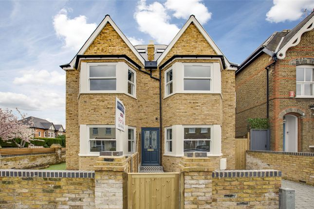 Thumbnail Semi-detached house for sale in Chelmsford Road, London