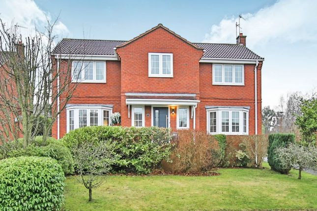 Thumbnail Detached house for sale in Pickwick Close, Durham