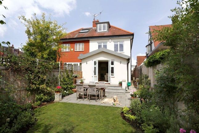 4 bed semi-detached house for sale in Broadgates Road, London