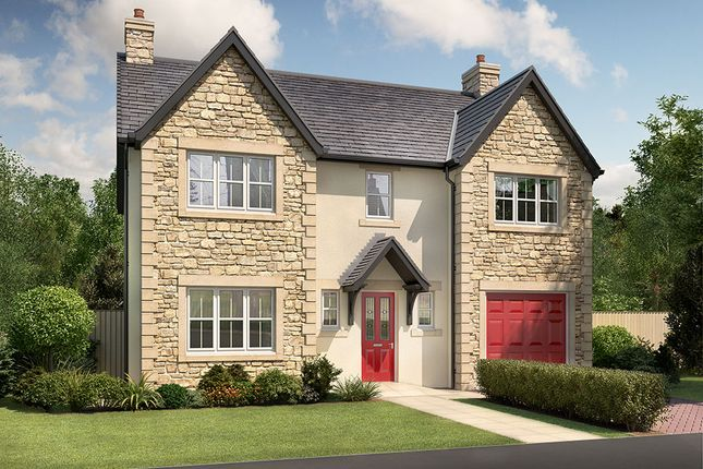 "Thumbnail Detached house for sale in ""Balmoral"" at Houghton Road, Houghton, Carlisle"