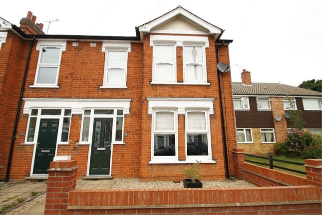 3 bed semi-detached house for sale in Rushmere Road, Ipswich, Suffolk