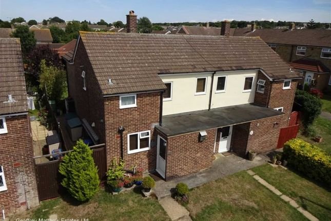Thumbnail Semi-detached house for sale in The Readings, Harlow, Essex