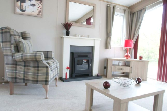 Static Holiday Lodge For Sale Devon 5
