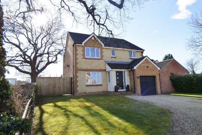 Detached house for sale in Oakwood Gardens, Coalpit Heath, Bristol