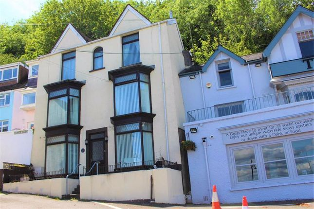 Thumbnail Terraced house for sale in George Bank, Mumbles, Swansea