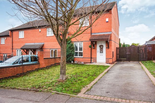 Front of Allwood Drive, Nottingham NG4
