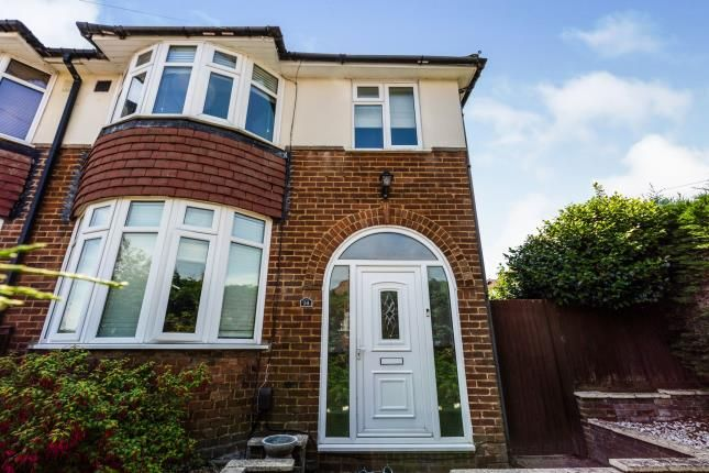 Semi-detached house for sale in Welbeck Avenue, Tunbridge Wells, Kent