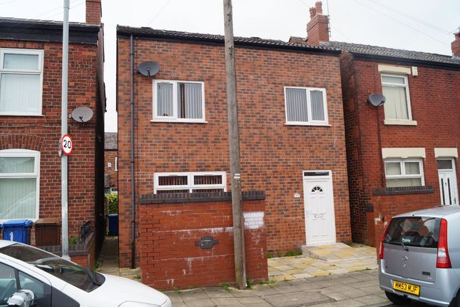 Thumbnail Detached house for sale in Charlotte Street, Stockport