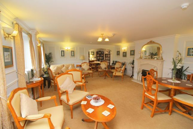 Residents Lounge of Royce House, Peterborough PE7