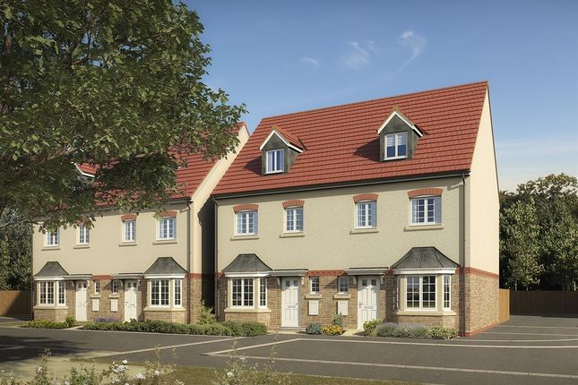 """Thumbnail Town house for sale in """"The Pendine"""" at Trem Y Coed, St. Fagans, Cardiff"""